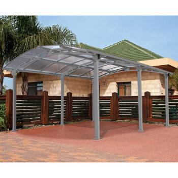 Anchoring Carports