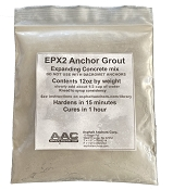 EPX2 Grout in 12oz bag, 6-PACK